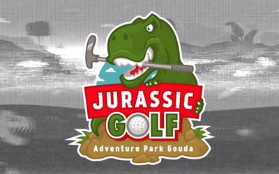 Bioscoopreclame Jurassic Golf